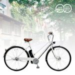 Sanyo CY SPH electric bicycle