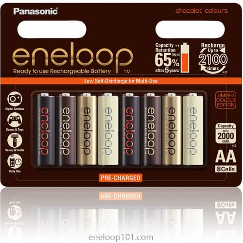 Chinese chocolate edition batteries