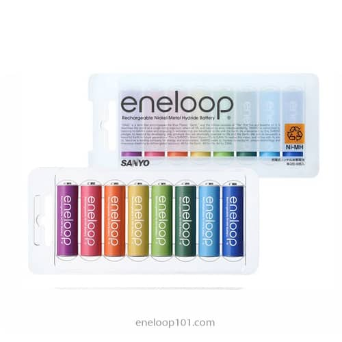 1st special edition eneloops
