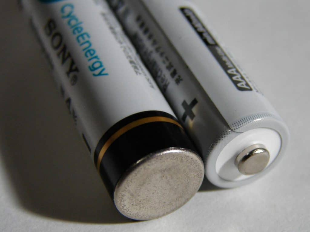 Rewrapped Eneloops List By Chibim Sanyo Eneloop Battery Aaa 2pcs Image Carousel Drag The Pictures Sideways