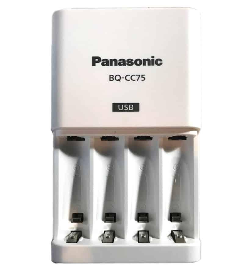 Panasonic charger 2017 BQ-CC75