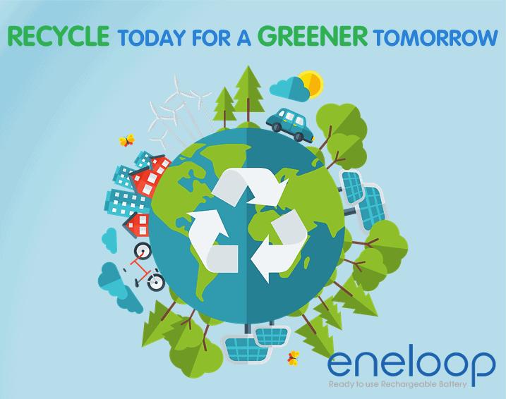 Eneloop Green energy