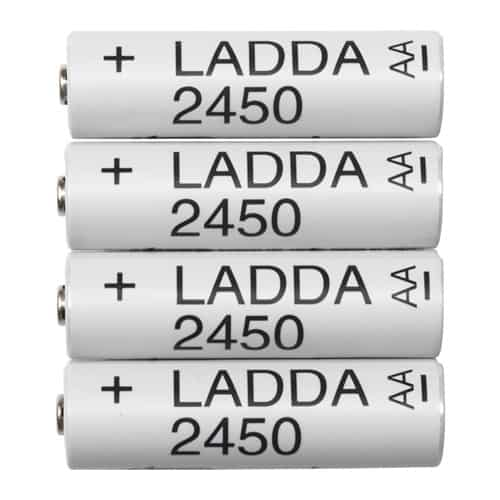 IkeaLadda2450mAh