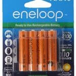 Panasonic eneloop AAA orange