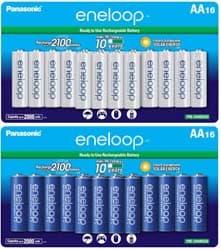 16 blue eneloops