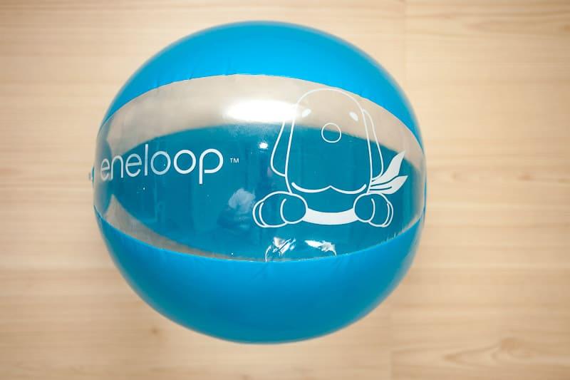 eneloop-beack-ball