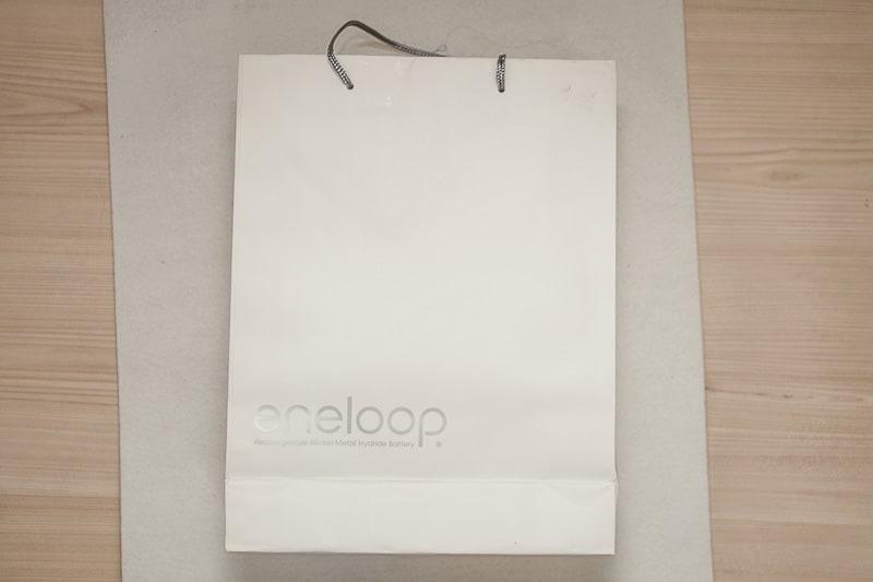 eneloop-paper-bag