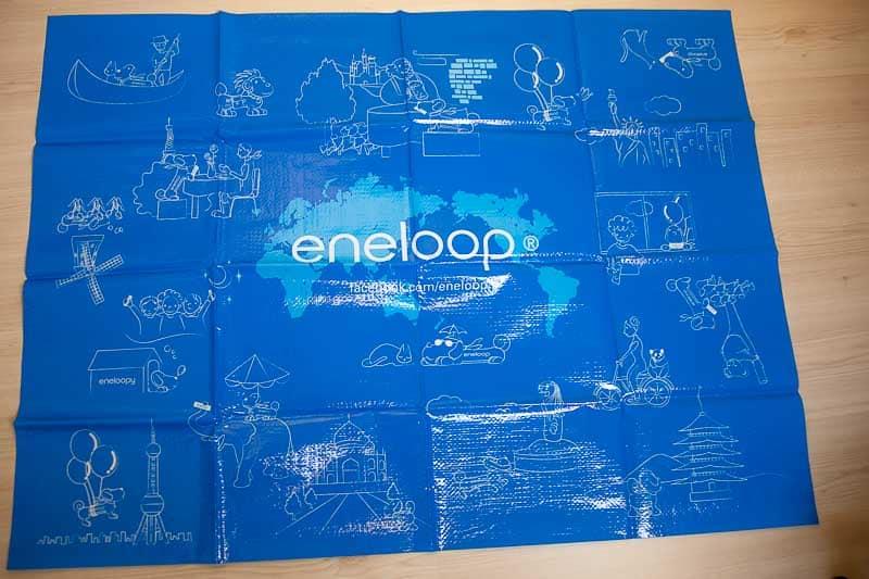 eneloop-picknick-mat