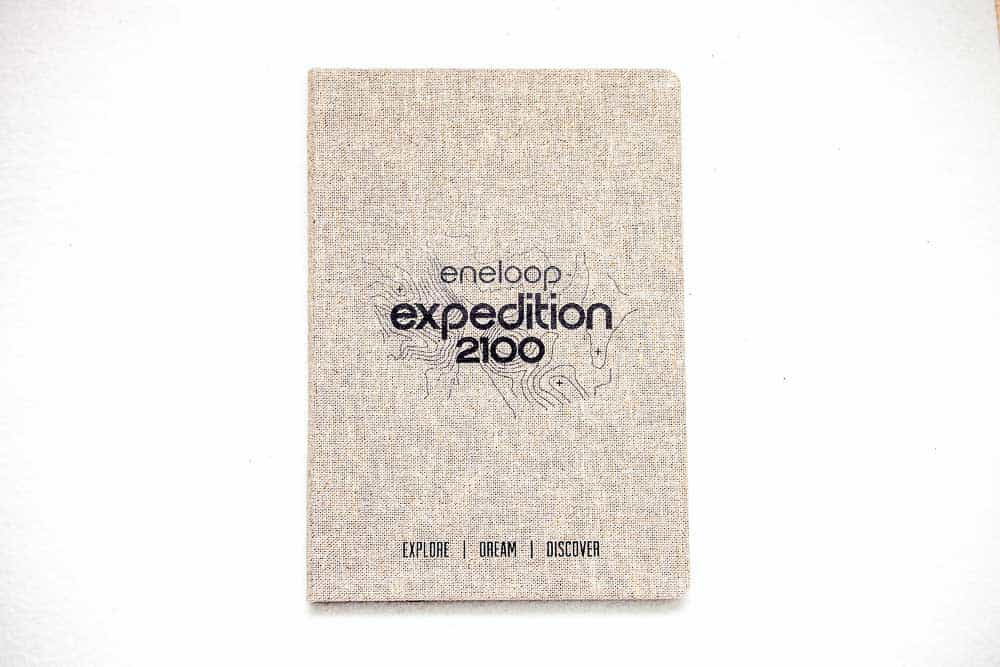expedition 2100 notebook
